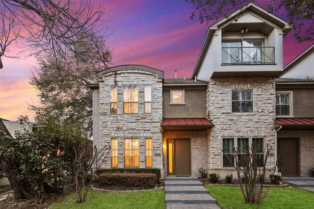 4140 N Hall Street, Dallas, TX 75219 (MLS #14530194) :: Premier Properties Group of Keller Williams Realty