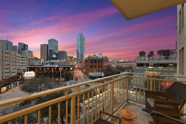 2323 N Houston Street #410, Dallas, TX 75219 (MLS #14530240) :: Frankie Arthur Real Estate