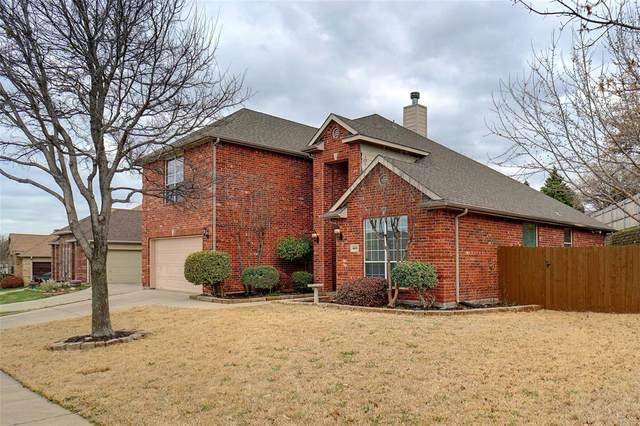 4608 Hearthstone Lane, Fort Worth, TX 76135 (MLS #14530290) :: Robbins Real Estate Group