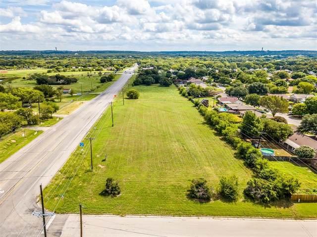 TBD Renfro, Burleson, TX 76028 (MLS #14530312) :: The Kimberly Davis Group