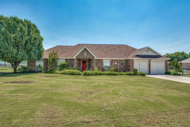 880 Overland Drive, Lowry Crossing, TX 75069 (MLS #14530341) :: Real Estate By Design