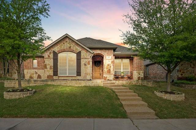 2105 Chambers Drive, Allen, TX 75013 (MLS #14530469) :: The Chad Smith Team