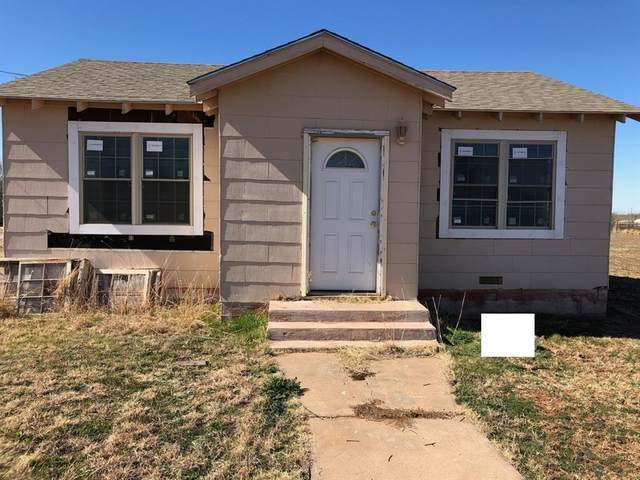 2002 Avenue P, Anson, TX 79501 (MLS #14530470) :: The Russell-Rose Team