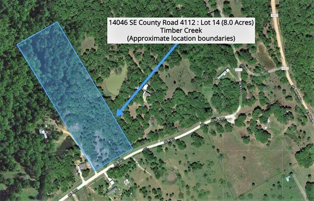 14046 County Road 4112 SE, Kerens, TX 75144 (MLS #14530501) :: Results Property Group