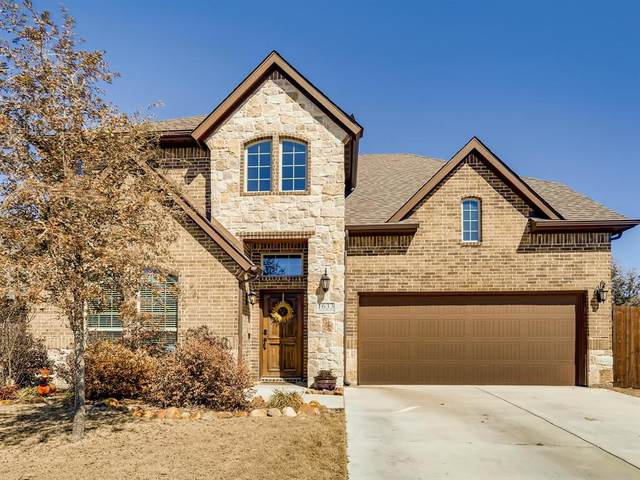 1633 Sandle Wood Drive, Weatherford, TX 76087 (MLS #14530539) :: The Chad Smith Team