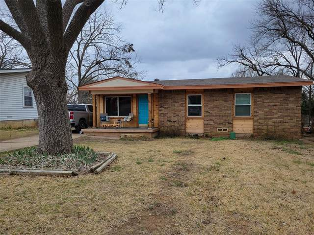 1705 Ridgewood Road, Denison, TX 75020 (MLS #14530563) :: The Rhodes Team