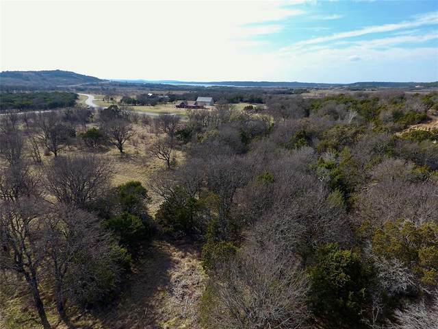 Lot 28 Mountain Bluebird Court, Possum Kingdom Lake, TX 76449 (MLS #14530570) :: Hargrove Realty Group