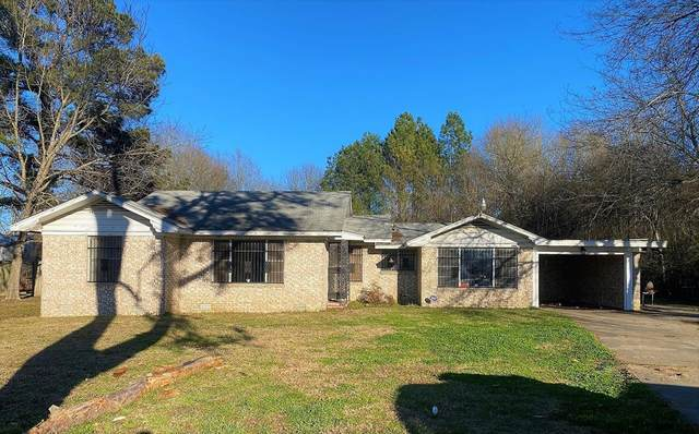 204 Hall, Omaha, TX 75571 (MLS #14530590) :: Real Estate By Design