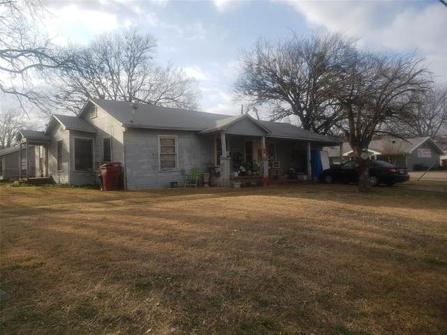 1715 N Center Street, Bonham, TX 75418 (MLS #14530592) :: DFW Select Realty