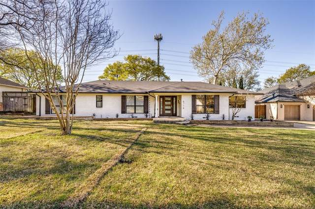 6716 Azalea Lane, Dallas, TX 75230 (MLS #14530723) :: Results Property Group
