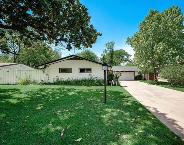 725 Ridgecrest Drive, Irving, TX 75060 (MLS #14530929) :: Team Hodnett