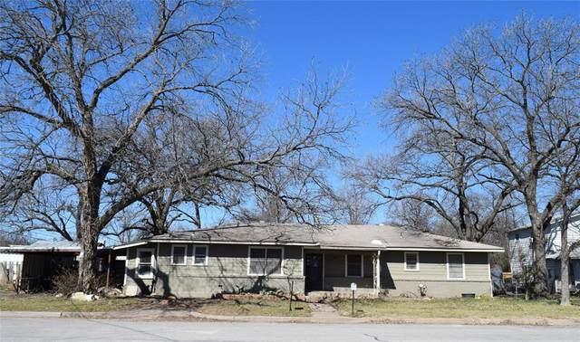 103-107 E 2nd Street, Weatherford, TX 76086 (MLS #14530952) :: The Mauelshagen Group