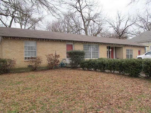 205 Church Street, Winnsboro, TX 75494 (MLS #14531028) :: Team Hodnett