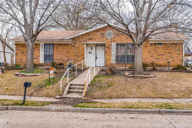 917 Meadowdale Circle, Garland, TX 75043 (MLS #14531073) :: The Chad Smith Team