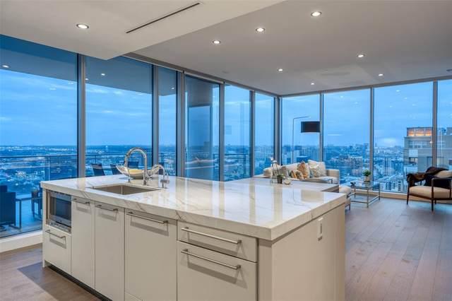 2900 Mckinnon Street #2605, Dallas, TX 75201 (MLS #14531098) :: Real Estate By Design