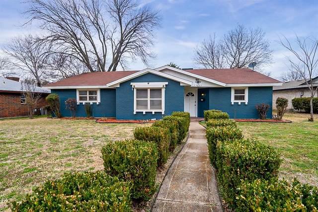 1421 Bowie Street, Garland, TX 75042 (MLS #14531106) :: Team Hodnett