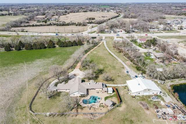 2236 E University Drive, Mckinney, TX 75069 (MLS #14531154) :: The Hornburg Real Estate Group