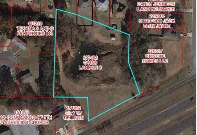 0 Eisenhower Parkway S, Denison, TX 75020 (MLS #14531259) :: Hargrove Realty Group