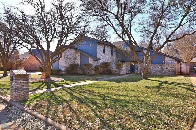 45 Augusta Drive, Abilene, TX 79606 (MLS #14531398) :: Hargrove Realty Group