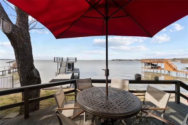 266 Harbor Drive, Gun Barrel City, TX 75156 (MLS #14531429) :: The Chad Smith Team
