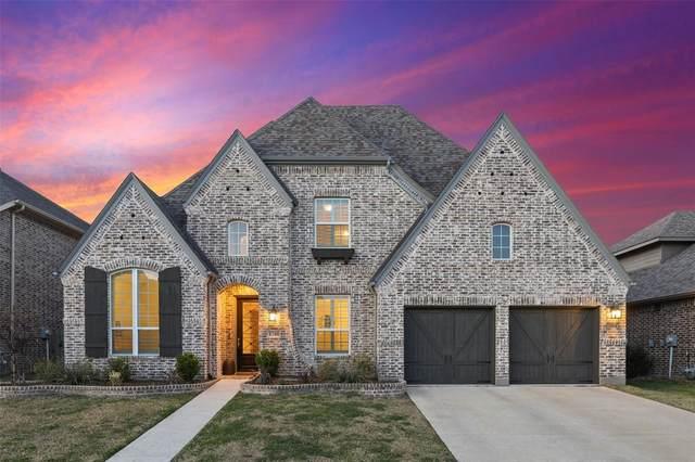 1516 12th Street, Argyle, TX 76226 (MLS #14531430) :: The Hornburg Real Estate Group