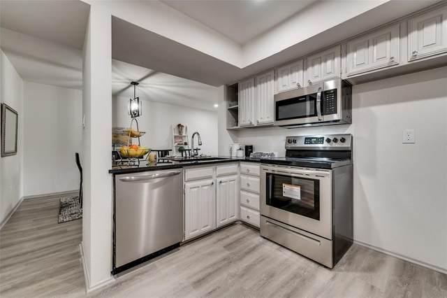 7640 W Greenway Boulevard 6D, Dallas, TX 75209 (MLS #14531479) :: Trinity Premier Properties