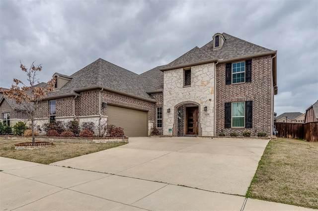 1617 Primrose Place, Allen, TX 75002 (MLS #14531509) :: Team Hodnett
