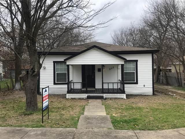 905 N Bradley Street, Mckinney, TX 75069 (MLS #14531573) :: Team Hodnett