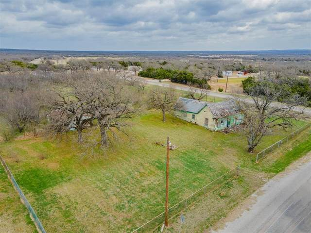 110 Tabernacle Street, Weatherford, TX 76088 (MLS #14531731) :: Hargrove Realty Group