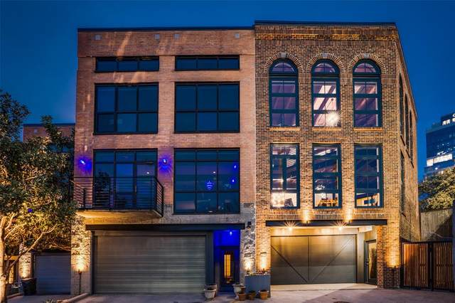2979 Magnolia Hill Court, Dallas, TX 75201 (MLS #14531733) :: Potts Realty Group