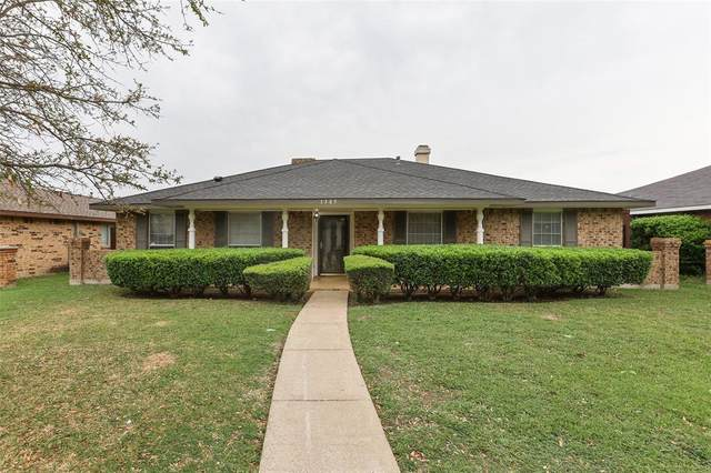 1305 Woodland Park Drive, Garland, TX 75040 (MLS #14531745) :: Results Property Group