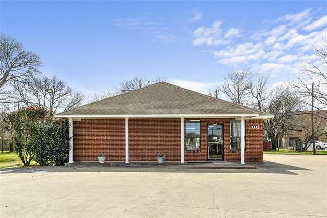 100 S Belmont Street, Saginaw, TX 76179 (MLS #14531815) :: Lyn L. Thomas Real Estate | Keller Williams Allen