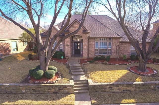 821 Shorewood Drive, Coppell, TX 75019 (MLS #14531842) :: The Chad Smith Team