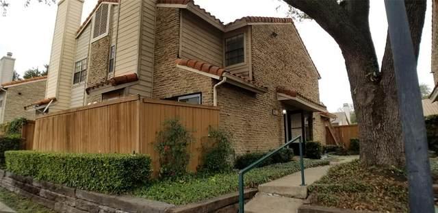 835 Dublin Drive #3, Richardson, TX 75080 (MLS #14531859) :: Front Real Estate Co.