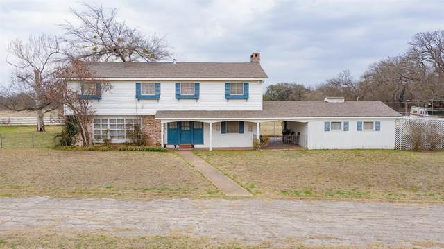615 College Farm Road, Stephenville, TX 76401 (MLS #14531862) :: Justin Bassett Realty