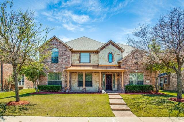 3471 Delford Drive, Frisco, TX 75033 (MLS #14531873) :: The Tierny Jordan Network
