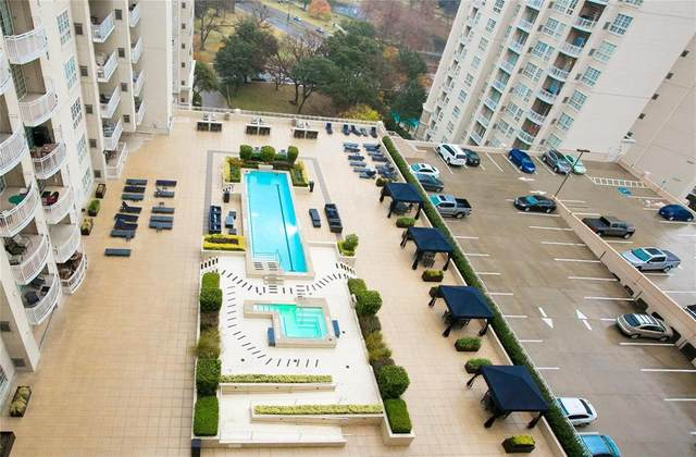 3225 Turtle Creek Boulevard #1219, Dallas, TX 75219 (MLS #14531895) :: Feller Realty