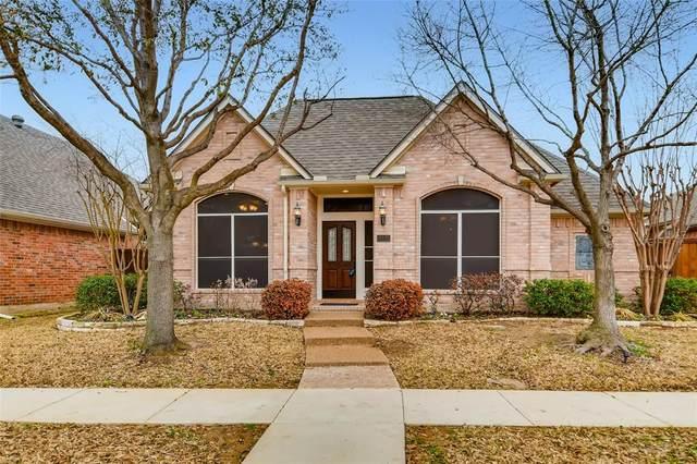 8508 Mill Creek Road, Irving, TX 75063 (MLS #14531896) :: Team Hodnett