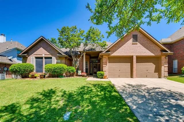 5449 Lake Powell Drive, Fort Worth, TX 76137 (MLS #14531962) :: The Daniel Team