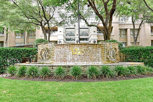 3225 Turtle Creek Boulevard #1535, Dallas, TX 75219 (MLS #14531971) :: Feller Realty