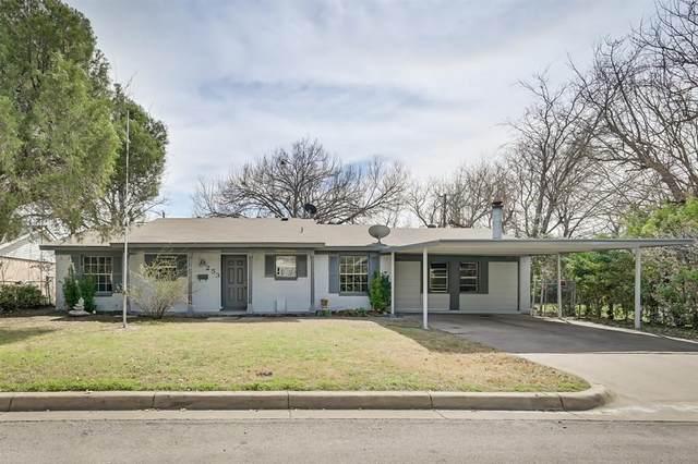 253 Hialeah Park Street, Saginaw, TX 76179 (MLS #14531998) :: Team Hodnett
