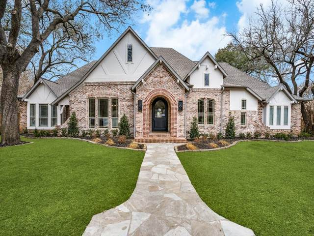 6930 Norway Place, Dallas, TX 75230 (MLS #14532061) :: The Chad Smith Team