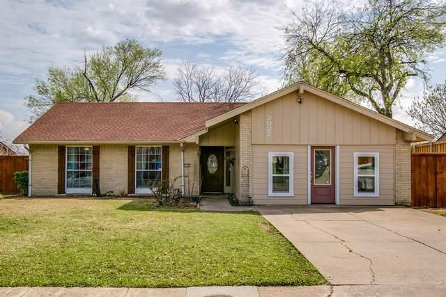 2022 Wedgewood Lane, Carrollton, TX 75006 (MLS #14532079) :: The Good Home Team