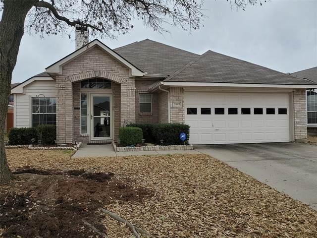 2809 Hawthorne Lane, Mckinney, TX 75071 (MLS #14532093) :: The Chad Smith Team