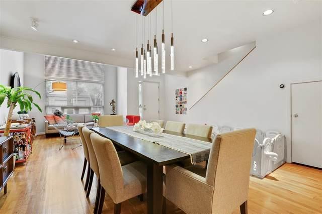 4060 Travis Street #6, Dallas, TX 75204 (MLS #14532110) :: The Hornburg Real Estate Group