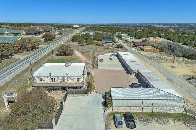 2321 Paluxy Highway, Granbury, TX 76048 (MLS #14532116) :: The Juli Black Team