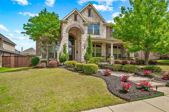 2323 Wild Forest Circle, Lewisville, TX 75056 (MLS #14532252) :: The Kimberly Davis Group