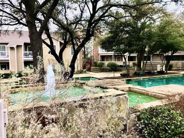 8600 Coppertowne Lane #1702, Dallas, TX 75243 (MLS #14532308) :: The Rhodes Team