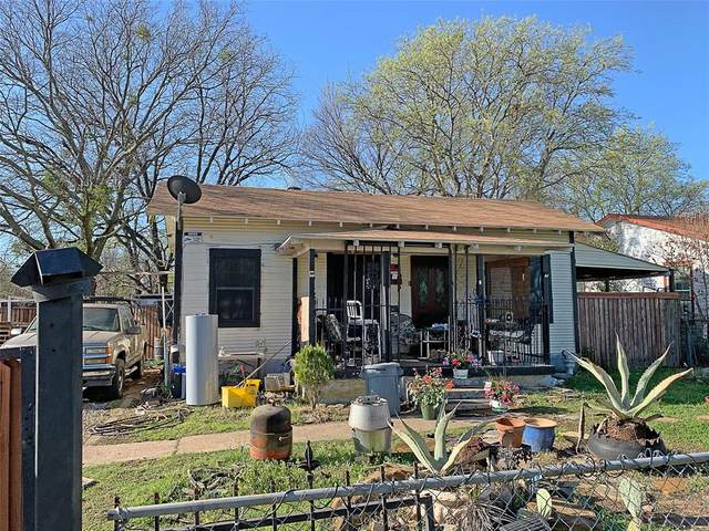 1628 E Arlington Avenue, Fort Worth, TX 76104 (MLS #14532372) :: Wood Real Estate Group