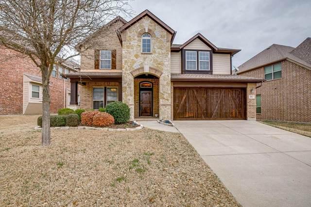 802 Miramar Drive, Rockwall, TX 75087 (MLS #14532394) :: The Chad Smith Team